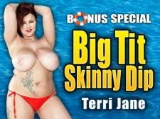 Big Tit Slender Dip: Terri Jane