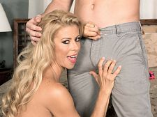 Alexis Fawx and the luckiest fellow in the universe