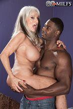 Sally takes on Jax Black's big cock